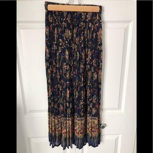 Vintage Crinkle skirt